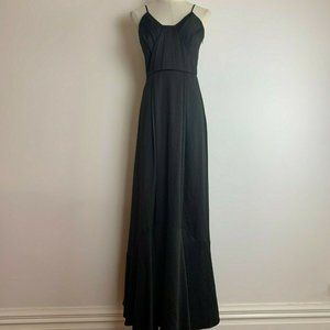 Country Road Womens Black Maxi Dress Size 8